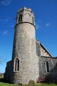 Potter Heigham St Nicholas church
