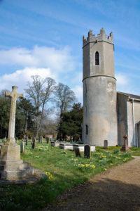 Raveningham St Andrew church