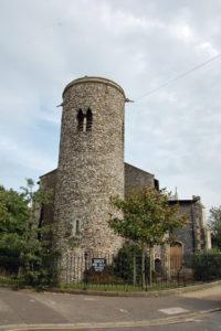 Norwich St Mary Coslany church