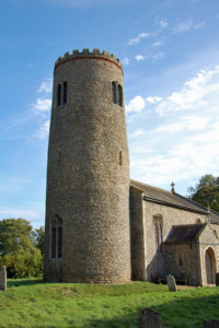 Morningthorpe St John the Baptist church