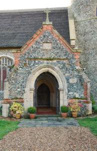 Rockland St Peter church