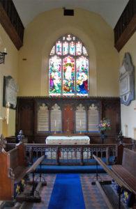 Intwood All Saints church