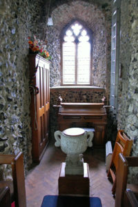 Keswick All Saints church