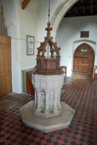 Roughton St Mary church