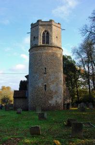 South Pickenham All Saints church