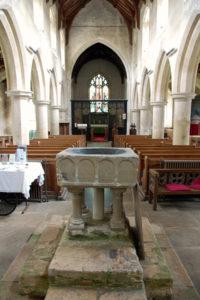 Sedgeford St Mary church