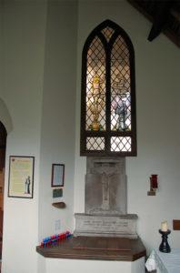 Norwich St Julian church