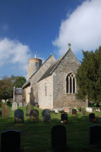 Seething St Margaret church