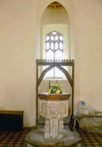 Shimpling St George church