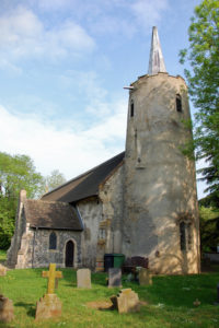 Stockton St Michael church