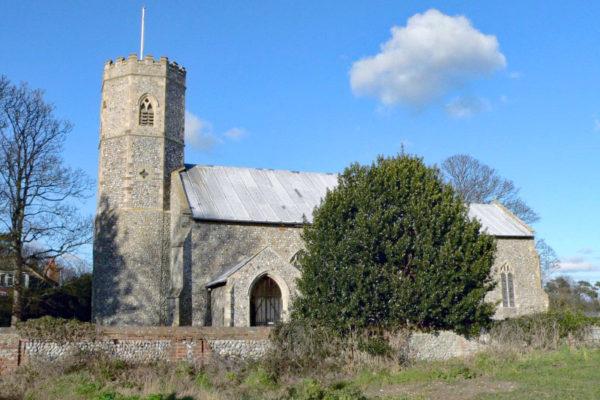 Sidestrand St Michael church