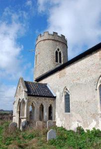 Hellington St John the Baptist church