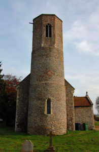 Rushall St Mary church