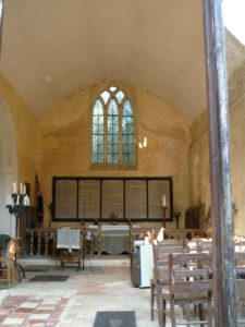 Morton-on-the-Hill St Margaret church