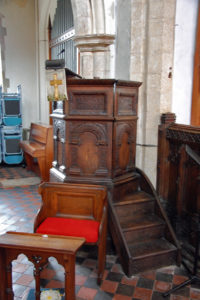 Long Stratton St Mary church