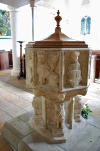 Surlingham St Mary church
