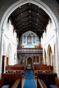 Old Catton St Margaret church
