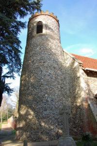 Little Plumstead Protase Gervase church