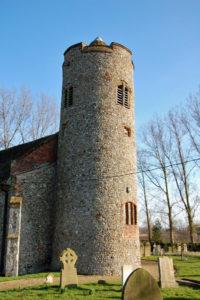Hemblington All Saints church