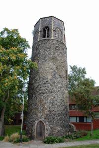 Norwich St Benedict church