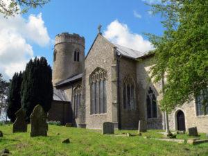 Stody St Mary the Virgin church