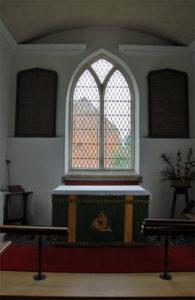 Needham St Peter church