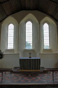 Little Snoring St Andrew church