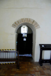 Shereford St Nicholas church