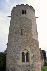 Kilverstone St Andrew church
