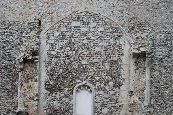 Runhall All Saints church