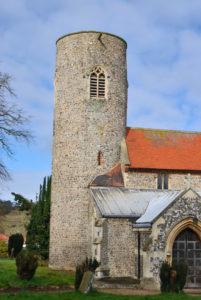 Letheringsett St Andrew church