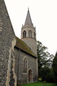 Quidenham St Andrew church