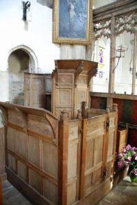Merton St Peter church