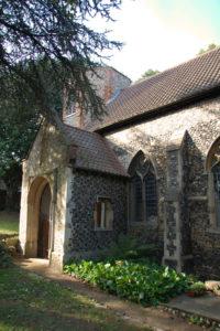 Norwich St Etheldreda church