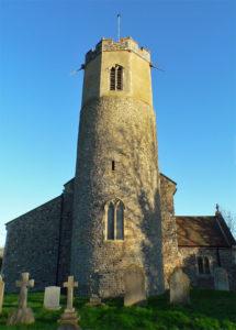 Swainsthorpe St Peter church