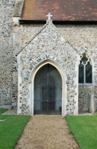Howe St Mary church
