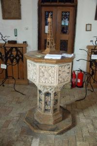 Tasburgh St Mary church