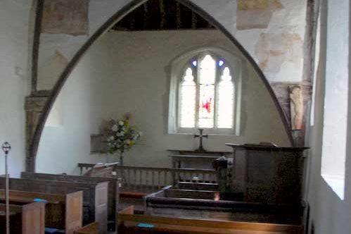 Southease St Peter church