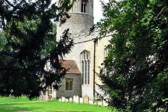 Little Saxham St Nicholas