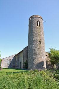 Thwaite All Saints church