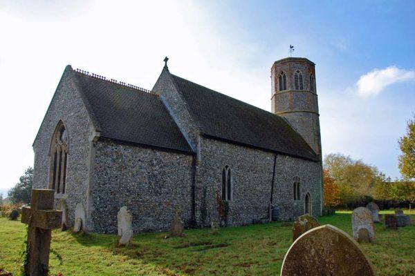 Thorpe Abbots All Saints church