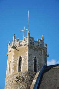 Acle St Edmund's church