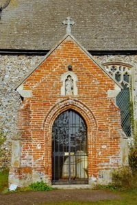 Thorpe Abbotts All Saints church