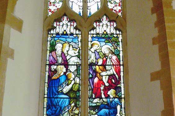 Frostenden All Saints