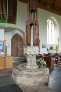 Acle St Edmund church