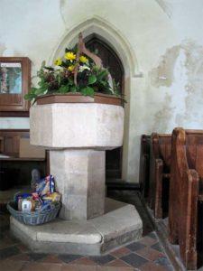 Wramplingham St Peter Paul church