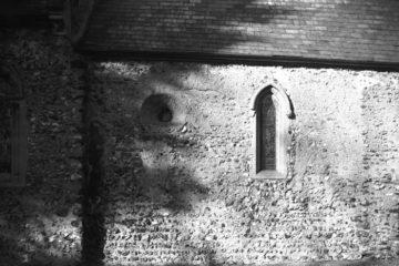 Framingham Earl St Andrew's church chancel 02.03.1940