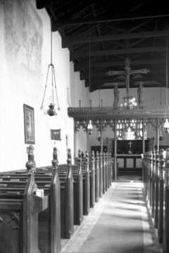 Fritton St Catherine's church from west 03.06.1939