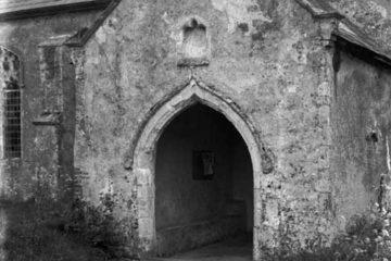 Hardley St Margaret's church north porch 25.05.1940