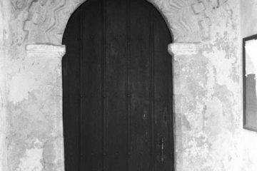 Hassingham St Mary's church Norman S door 04.05.1940